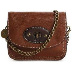 UGG Australia Brooklyn Flap Shoulder Bag ($130) ❤ liked on Polyvore