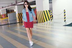 Kathryn Bernardo | Style Kathryn Bernardo Hairstyle, Kathryn Bernardo Outfits, Grunge Fashion, Cute Fashion, School Outfits, Summer Outfits, Filipina Beauty, School Fashion, Korean Fashion