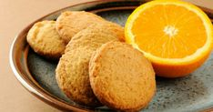 Cookies Receta, Food Porn, Orange Cookies, Greek Recipes, Cornbread, Cookie Recipes, Biscuits, Bakery, Food And Drink
