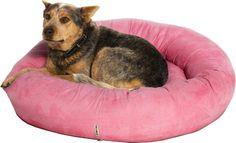 Kakadu Pet Plump Donut Bolster Dog Bed, Large, « Pet Lovers Ads