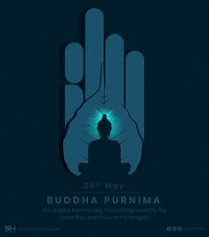 Creative On Buddha Purnima - ADOBE ILLUSTRATOR on Behance Graphic Design Illustration, Adobe Illustrator, Buddha, Behance, Creative, Poster, Art, Art Background, Kunst