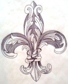 fleur de lis tattoos yah lis tattoos tat er taken taken tattoo rrific ...