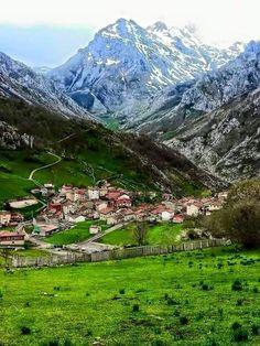 Sotres, Cabrales, Asturias