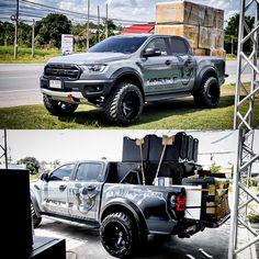 Ford Raptor, Ford Ranger Raptor, Ranger 2018, Pick Up 4x4, Rc Trucks, Jeep, Automobile, Monster Trucks, Vehicles