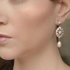 Charleston earrings by Stephanie Browne