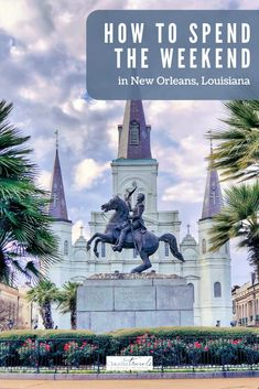 Wondering how to enjoy the best, most fun weekend in the Big Easy? We're sharing the best things to do in New Orleans, from beignets to po' boys, Mardi Gras to jazz, laissez les bons temps rouler during an unforgettable French-kissed weekend in New Orleans, Louisiana. #neworleans #nola #louisianatravel #unitedstatestravel Travel With Kids, Family Travel, Weekend In New Orleans, New Orleans Travel, United States Travel, Travel Memories, Beignets, Usa Travel, Mardi Gras