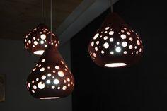 Lampade in ceramica a sospensione - Ceramic ceiling lamps
