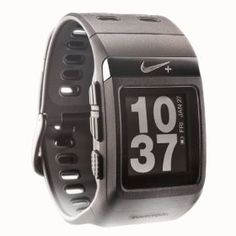 Nike+ SportWatch GPS powered by TomTom #tomtom #nike #watch