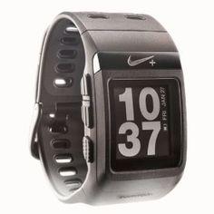 Nike+ SportWatch GPS powered by TomTom #tomtom #nike #watch