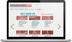 Godsbanen by Morten Lybech, via Behance