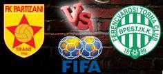 Prediksi Partizani vs Ferencvaros 14 Juli 2016 - http://warkopbola.com/berita-sepakbola/prediksi-partizani-vs-ferencvaros-14-juli-2016/