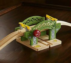 Lifting Bridge Train Accessory #pbkids