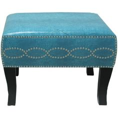 I pinned this Cordova Stool from the Import Collection event at Joss and Main!
