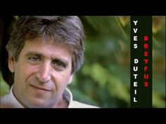 Dreyfus - Yves Duteil Yves Duteil, Videos, Youtube, French Songs, Wristwatches, Youtubers, Youtube Movies