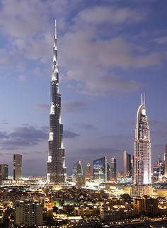 Climb to the top of Burj Khalifa, the tallest building in the world, for breathtakingly sweeping views.