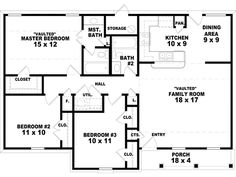 Fairlane Park Country Home Plan 087D-1674 | House Plans and More