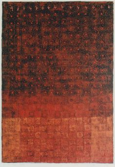 D-30.Sep.1997paper making, painting, collage on paper 林孝彦 HAYASHI Takahiko 1997