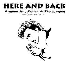 Designed for gereabdback Rock N Roll, Rockabilly, Original Art, Singer, Design, Rock Roll, Singers, Rock Style