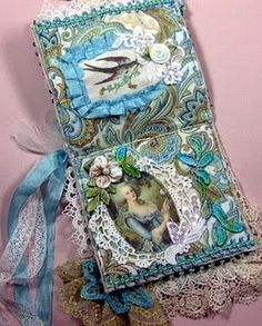Altered book, Marie Antoinette | Instead I should put photos of friends,family, sisters or even mines.