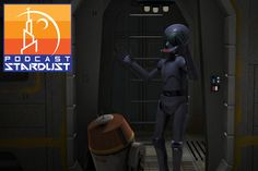 Podcast Stardust #255: Rebels - The Forgotten Droid - 0219 | Chopper meets an Imperial inventory droid, AP-5. As the two share their war stories, they develop a friendship and find a way to aid the Rebellion. Death Star, Clone Wars, For Stars, Military History, Live Action, Chopper, Thought Provoking, Rebel, Pop Culture