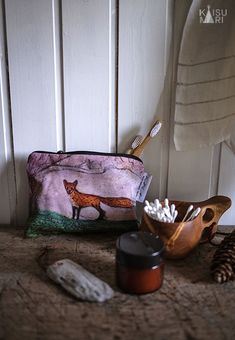 Woodland House, Squirrel, Simple, Crafts, Design, Fox Bag, Wilderness, Gifts For Children, Manualidades
