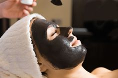 DIY Blackout Face Mask Recipe With Activated Charcoal
