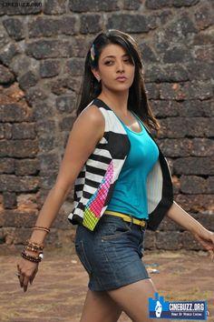 Kajal Hot Photos in Businessman