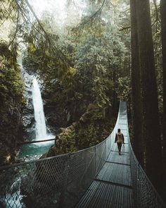 Vancouver Exploring BCs waterfalls  |  Dylan Kato Say Yes To Adventure