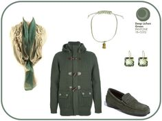 The Vivienne Files: Fall Accent Color: Deep Lichen Green