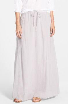 Velvet by Graham & Spencer Gauzy Maxi Skirt available at #Nordstrom