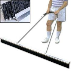 Drag Mats 181321: Three-Row Monster Broom [Id 5570] -> BUY IT NOW ONLY: $261.47 on eBay!