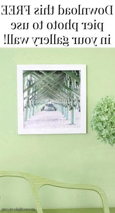Future Home Interior This green pier photo is gorgeous! It's part of a pretty gallery wall above a piano. What a fun idea for decorating above a piano! Click through to download your own free copy of that gorgeous green pier photo! #greenwithdecor #freeprintable #gallerywall #piano.Future Home Interior  This green pier photo is gorgeous! It's part of a pretty gallery wall above a piano. What a fun idea for decorating above a piano! Click through to download your own free copy of that…