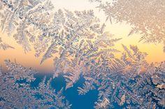 Frost on window - Giesbert Kühnle/Getty Images