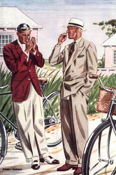 Etutee's Esquire and Apparel Arts Scans and Commentaries | On classic men's style, elegance and the beautiful life
