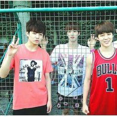 BTS | Jungkook, Jimin, & Jin