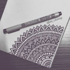 Most popular tags for this image include: art, drawing, mandala, draw and black and white