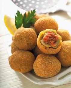 Olive ascolane La cucina regionale marchigiana