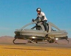 Aerofex Hovercraft - great for shooting wamp rats