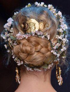 beautifulmoda:  Valentino & Dolce/ Gabbana &... - poison and ambrosia