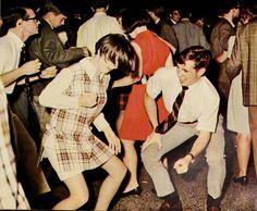 Dancing. Dancing. Dancing . . .