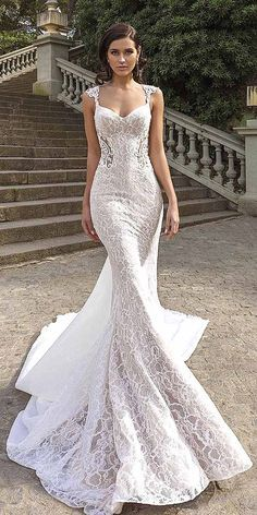 Crystal Design Wedding Dresses 2016 ❤ See more: http://www.weddingforward.com/crystal-design-wedding-dresses/ #weddings