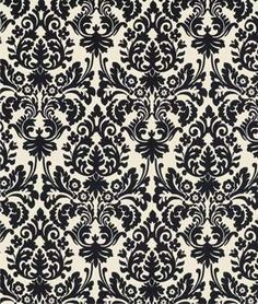 Waverly Essence Sun N Shade Onyx Fabric. I want this print in a chair.....