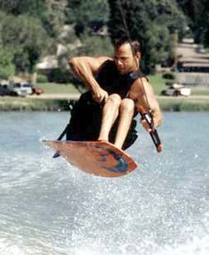 Waterskiing - Sports and activities for people with disabilities