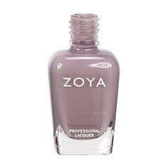 Zoya Nail Polish ZP564  Jana  Mauve Gray Purple Nail Polish Cream Nail Polish