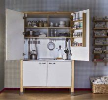 Cool Mini Kitchen Put Together With Ikea Varde Components