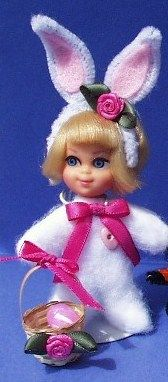 Hoppy Easter to all Kiddle Lovers! Hoppy Easter, Easter Bunny, Birthday Money, Dawn Dolls, Little Brothers, Barbie Collection, Retro Toys, Old Toys, Vintage Love