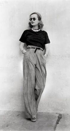 Joan Bennett - 1930's