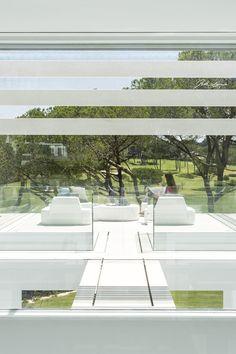 Architecture Jutta Hoehn - Quinta do Lago Golf Leste 19 Algarve, Outdoor Furniture, Outdoor Decor, Sun Lounger, Golf, Architecture, Home Decor, Arquitetura, Chaise Longue