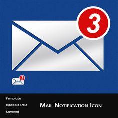 message-notofication-icon-psd.jpg 500×500 pixels