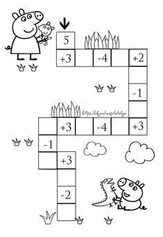 math activities preschool, math kindergarten, math elementary for kids Math Activities For Toddlers, Math For Kids, Preschool Learning, Teaching Math, Teaching Reading, Math Cartoons, Kindergarten Math Worksheets, Homeschool Math, First Grade Math